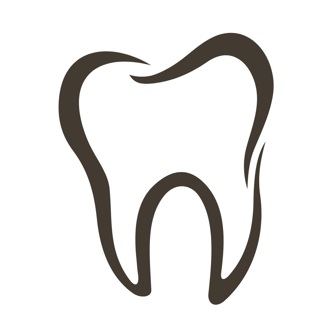 sketch of tooth